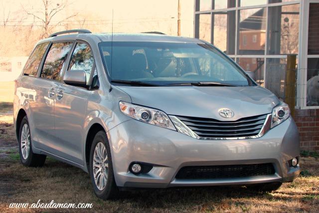Toyota Sienna Diaries