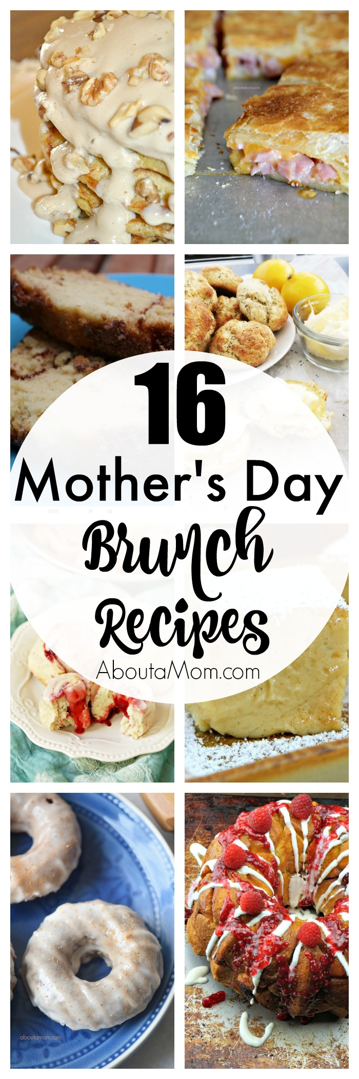 16 Mother's Day Brunch Recipes