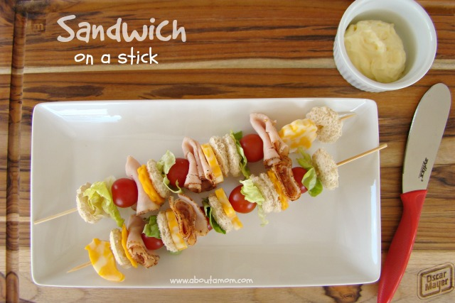 Fun Sandwich Ideas For Kids About A Mom