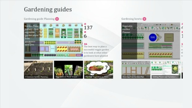 Gardening Apps for Windows 8 - Gardening Guides