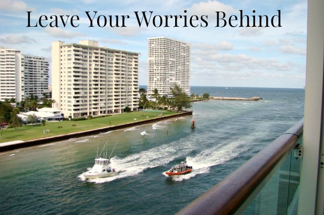 I got my happy back on a Royal Caribbean cruise! Leave your worries behind.