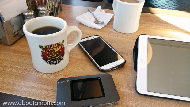 Internet Everywhere with NETGEAR Zing Mobile Hotspot from Sprint