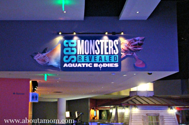 Monsters Reveled at Georgia Aquarium