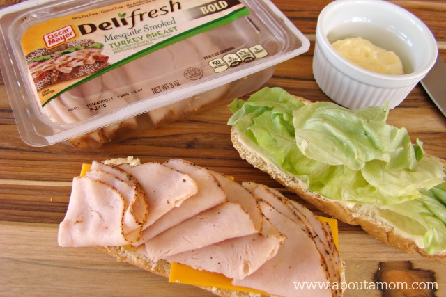 Oscar Mayer Deli Fresh Bold Deli Meat