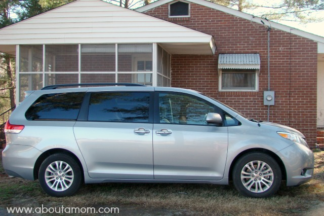 What can't you carry in a Toyota Sienna?