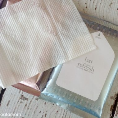 Keeping Cool this Summer with Ban Total Refresh Cooling Body Cloths