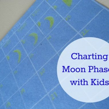 Enjoy Summer Nights with this Moon Phases Activity for Kids