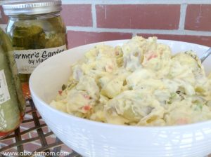 Farmer's Garden Potato Salad