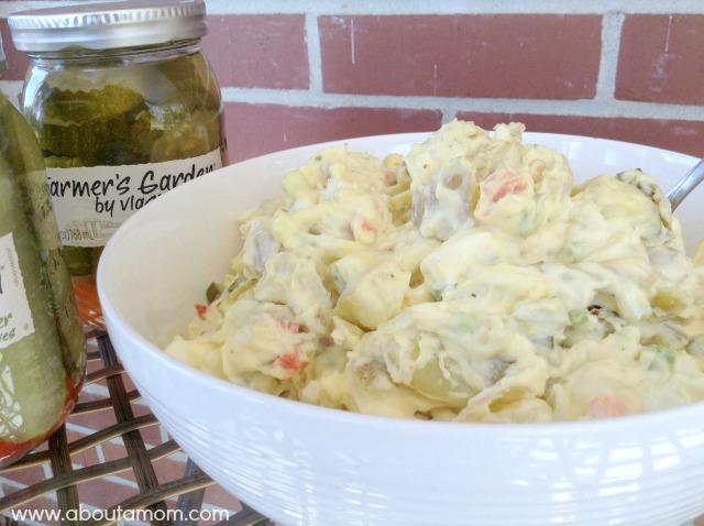 Farmer's Garden Potato Salad