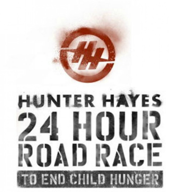 Hunter Hayes Road Race to Help End Child Hunger