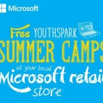Microsoft Store Summer Camps for Kids