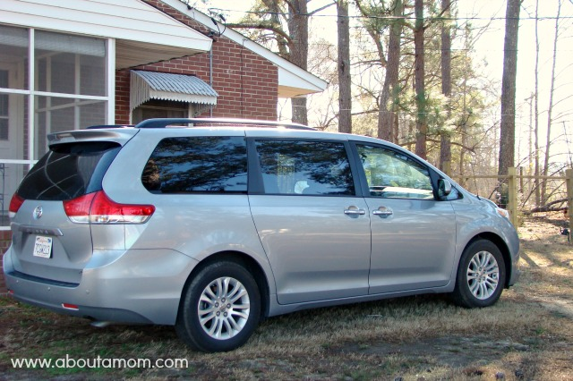 Toyota Sienna Diaries - Favorite Features