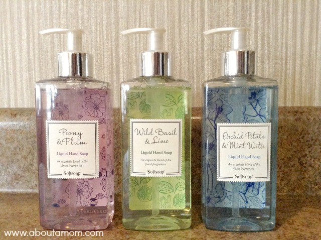 Softsoap Decor Collection