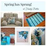 Spring has Sprung at Family Dollar