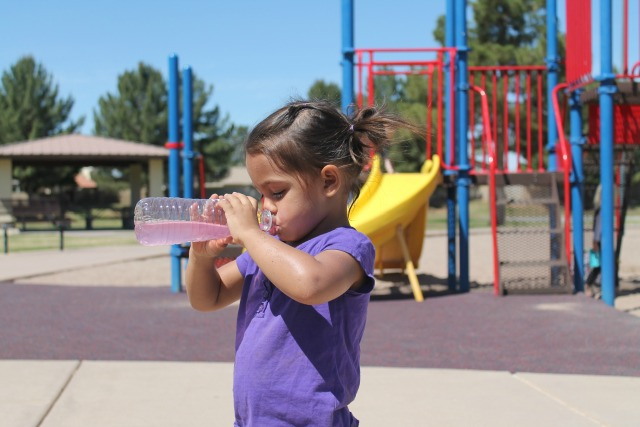 Summer Heat Tips for Families and How to Prevent Dehydration