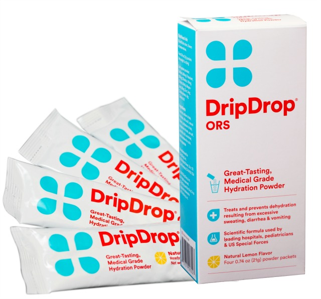 Summer Heat Tips for Families and How to Prevent Dehydration with Drip Drop ORS