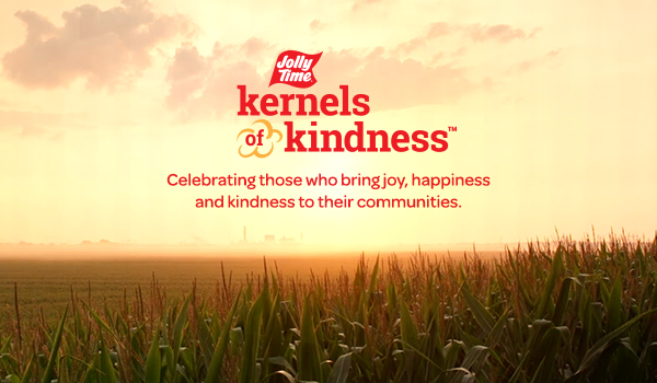 JOLLY TIME Kernels of Kindness