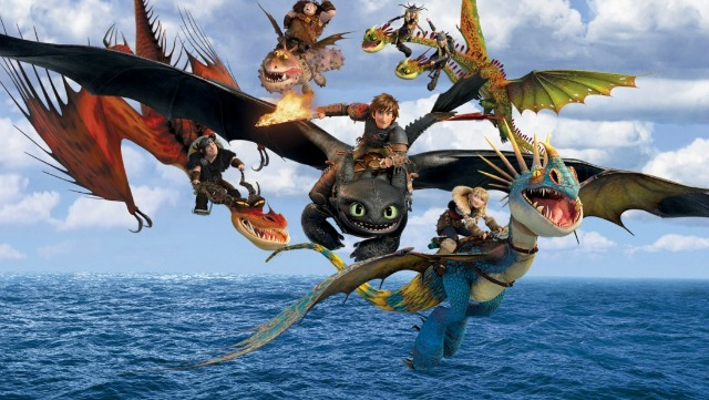 How to Train Your Dragon 2 - Explore Dragonpedia