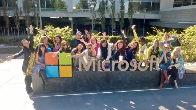 Microsoft Champions Summit Group Shot