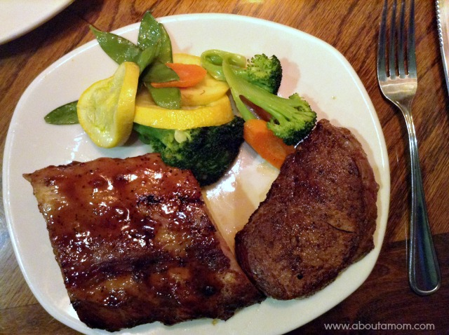 New Moonshine BBQ Menu at Outback Steakhouse Restaurant