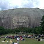 New Summer Laser Show at Stone Mountain Park