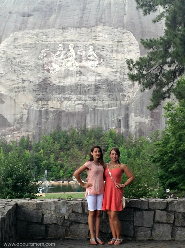 New summer laser show at stone mountain park about a mom