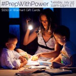 RSVP for the #PrepWithPower Twitter Party on 7/1