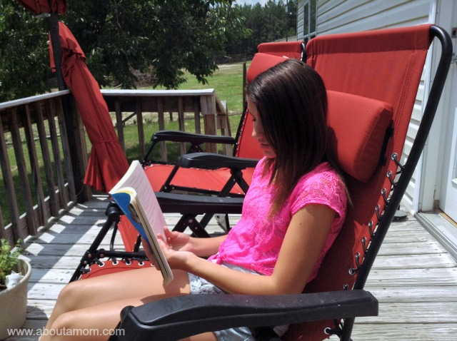 The Scholastic Summer Reading Challenge is Getting Kids to Read this Summer