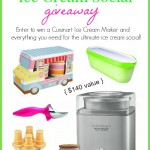 Ultimate Ice Cream Social Giveaway at AboutAMom.com