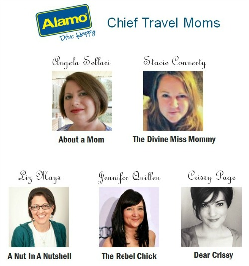 Alamo Chief Travel Moms - Capturing the Moment While on Your Family Vacation