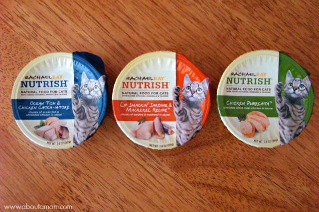Dinner for Two - Nutrish for Cats 5