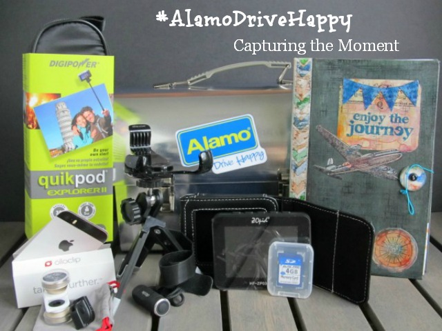 July Alamo Prize Package