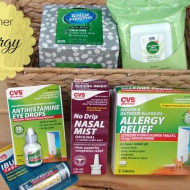 Relieving Summer Allergies