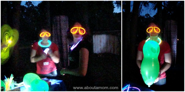Scholastic Reading Under the Stars Party