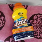 Tackling Tough Summer Stains with Biz