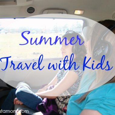 Summer Travel with Kids with Disney Movies Anywhere App