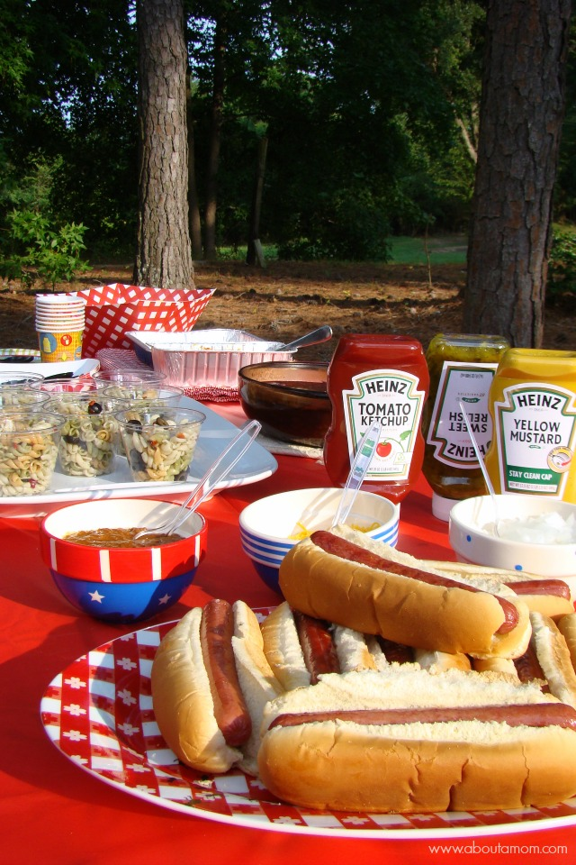 Rachael Ray Dog Food Reviews >> Tips for Hosting the Ultimate Hot Dog Party - About A Mom