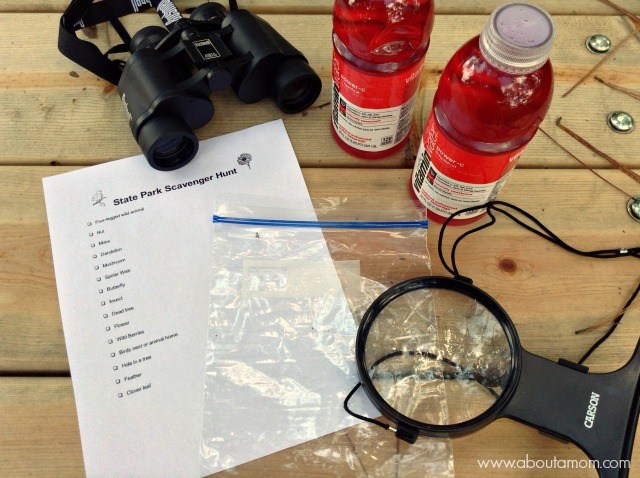 Ways to Have Fun at State Parks this Summer with Free Scavenger Hunt Printable