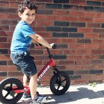 Strider Bike Review and Giveaway!