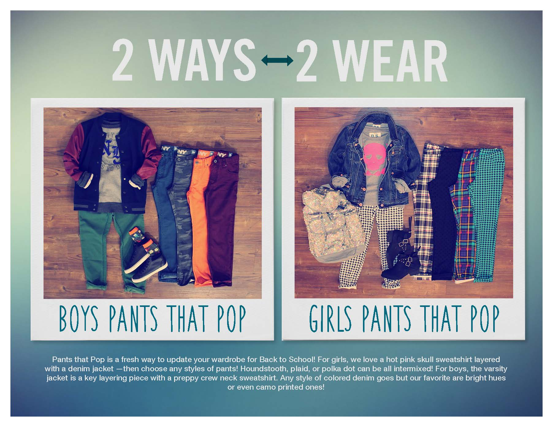 2 Ways 2 Wear - BTS