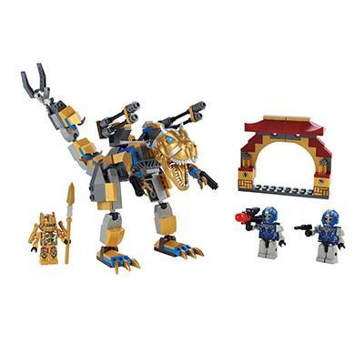 New Toys from Hasbro - KRE-O TRANSFORMERS: AGE OF EXTINCTION GRIMLOCK STREET ATTACK Set