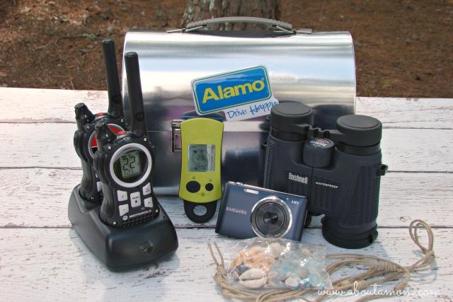 Alamo Drive Happy Box - Sunset of Summer Family Travel Ideas