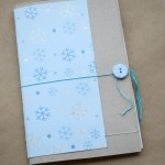 Disney's Frozen Themed DIY Cereal Box Notebook