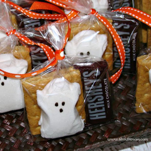 Ghostly S'mores Kits