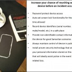 Absolute LoJack Device Theft Awareness Month