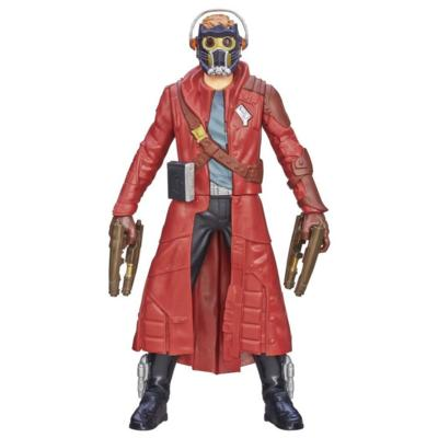 New Toys from Hasbro - MARVEL'S GUARDIANS OF THE GALAXY BATTLE FX STAR LORD Action Figure