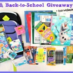 Mega Back to School Giveaway