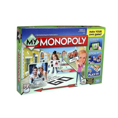 New Toys from Hasbro - My Monopoly Game