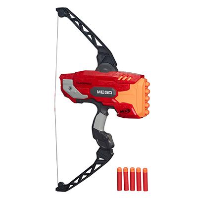 New Toys from Hasbro - Nerf N Strike Mega Thunderbow Toy