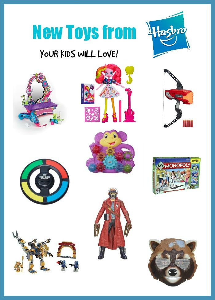 New Hasbro Toys for Fall 2014